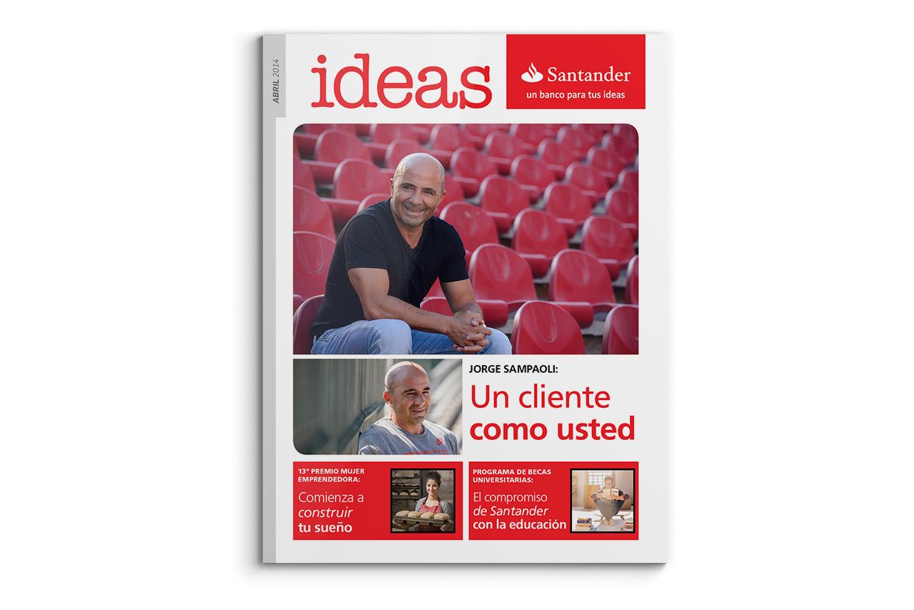 Ideas Clientes | Banco Santander