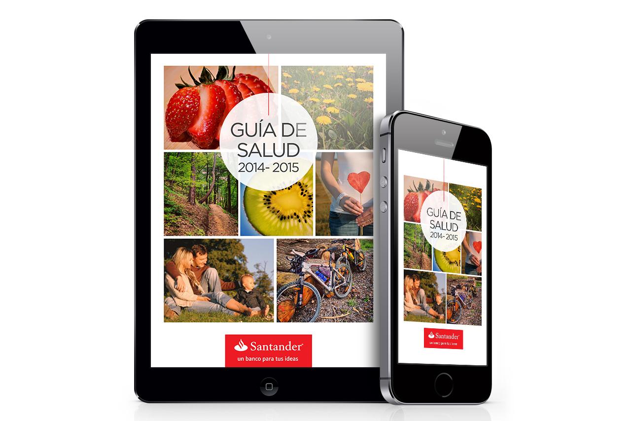 Guía de Salud | Banco Santander