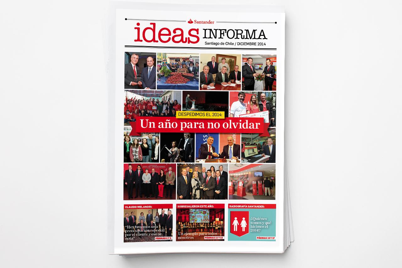 Ideas Informa | Banco Santander