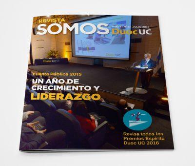Revista Somos Duoc UC