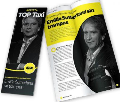 Revista Top Taxi
